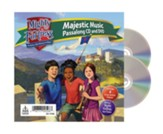 Mighty Fortress VBS: Majestic Music Passalong CD & DVD