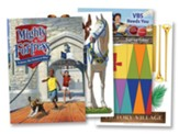 Mighty Fortress VBS: Mighty Fortress Decorating Posters (Set of 3, 43 x 60)