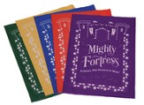 Mighty Fortress VBS: Cornerstone Buffs, Team Identifiers (Pack of 10)