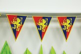 Mighty Fortress VBS: Medieval Pennant Banner