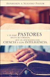 Honremos a nuestro pastor Boletines (Honor Our Pastor Bulletins) 100