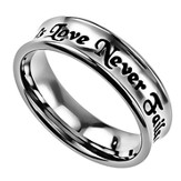 God's Love, Truth Ring, Size 5