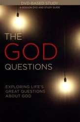 The God Questions DVD Study Kit