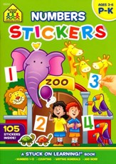 Preschool Stickers
