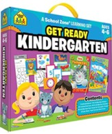 Get Ready Kindergarten Learning Kit