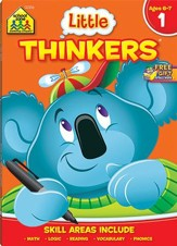 Little Thinkers: First Grade Deluxe  Edition Workbook