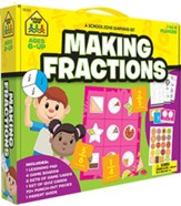 Making Fractions Learning Kit