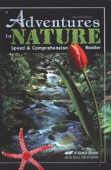Abeka Reading Program: Adventures in  Nature