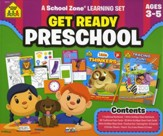 Get Ready Preschool Learning Kit