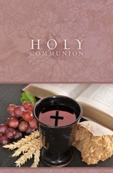 Holy Communion Bulletins, 100