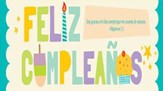 Feliz Cumpleanos Marcadores (Happy Birthday Bookmarks), 25