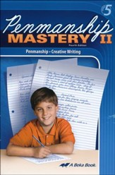 Penmanship Mastery II, Fourth Edition
