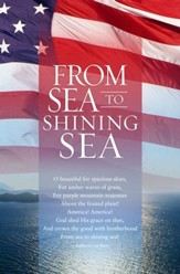 From Sea to Shining Sea Bulletins, 100