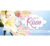 Celebrate With Us (Mark 16:6, KJV) Easter Offering Envelopes, 100