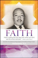 Faith (Hebrew 11:1, KJV) Bulletins, 100