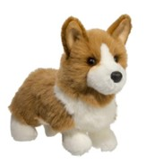 Louie Corgie, Plush Dog