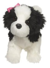 Poofy Shih-Tzu, Plush Dog
