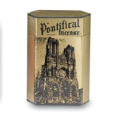 Pontifical Incense, 1 lb.