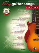 Alfred's Easy Guitar Songs: Christmas, 50 Christmas Favorites,Easy Hits Guitar TAB