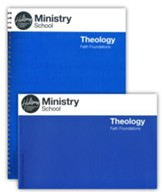 Ministry School-Theology Starter Pack: Faith Foundations