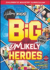 Unlikely Heroes BiG Children's Ministry Curriculum