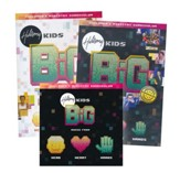Hillsong Kids BIG Heart, Head, Hands Children's Ministry Curriculum