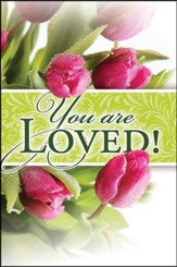 Celebrate Easter: You Are Loved! Share Booklet, Pack of 12