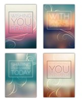 Words of Comfort (KJV) Box of 12 Sympathy Cards