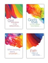 A Brighter Day (NIV) Box of 12 Encouragement Cards