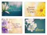 Beautiful Blossom (KJV) Box of 12 All Occasion Cards