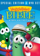 Bible Story Collection, 4-DVD Set