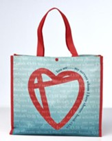 Shaping Hearts Tote Bag