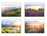 A New Morning (KJV) Box of 12 Get Well Cards