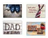 A Father's Love (KJV) Box of 12 Father's Day Cards