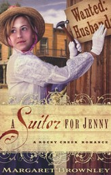 A Suitor for Jenny - eBook