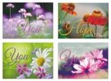 In My Prayers (NIV) Box of 12 Praying for You Cards