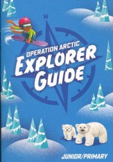 Operation Arctic VBS: KJV Explorer Guide and Sticker Set, Junior/Primary  (10 Sets)