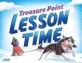 Operation Arctic VBS: Bible Lesson Time Rotation Sign