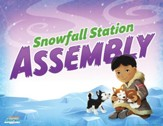 Operation Arctic VBS: Assembly Rotation Sign