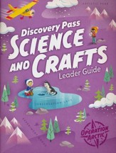 Operation Arctic VBS: Science and Crafts Guide