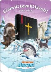 Operation Arctic VBS: Magnet Puzzle