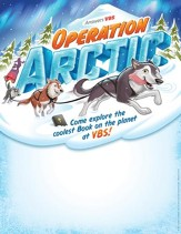 Operation Arctic VBS: Promotional Flyers (pack of 10)