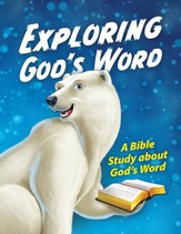 Operation Arctic VBS: Exploring God's Word Devotional Booklet (pack of 10)