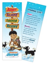 Operation Arctic VBS: The Gospel Bookmark (pack of 10)