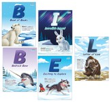 Operation Arctic VBS: Fun Phrase Posters (set of 5)