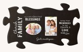Cherish Family, Puzzle Photo Frame