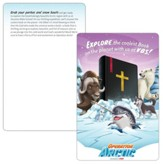 Operation Arctic VBS: Bulletin Insert (pack of 20)