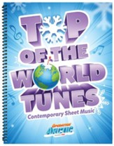Operation Arctic VBS: Contemporary Sheet Music