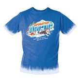 Operation Arctic VBS: Student T-Shirt, Adult Large