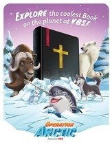 Operation Arctic VBS: Postcard - You're Invited (pack of 40)